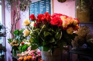 Blumen verschenken heißt Freude verschenken